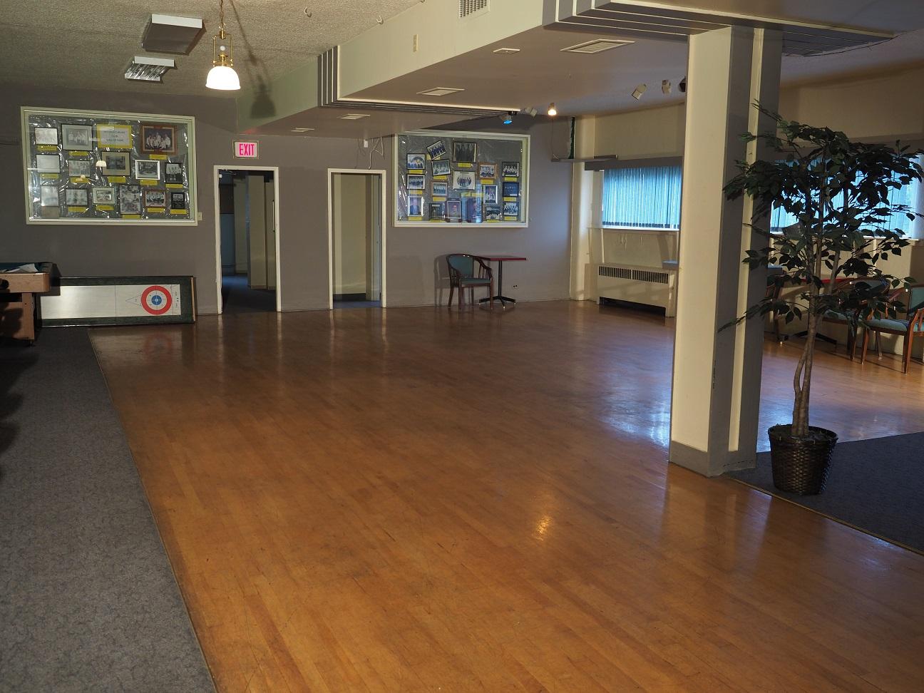 Stone's Throw Dance Floor