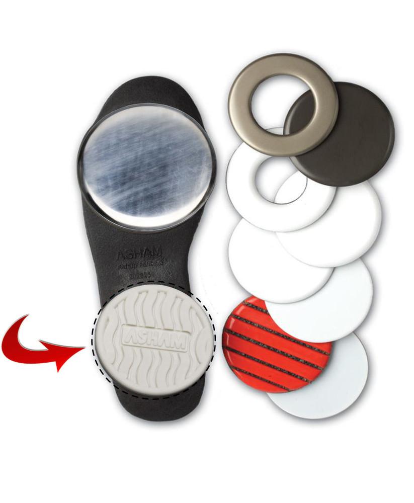asham disks